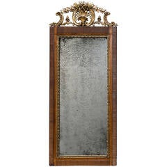 Louis XVI mirror, France late 18th Century