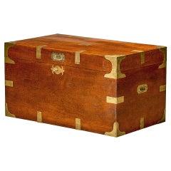 Military chest - Burmateak