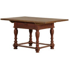 Swedish Baroque table
