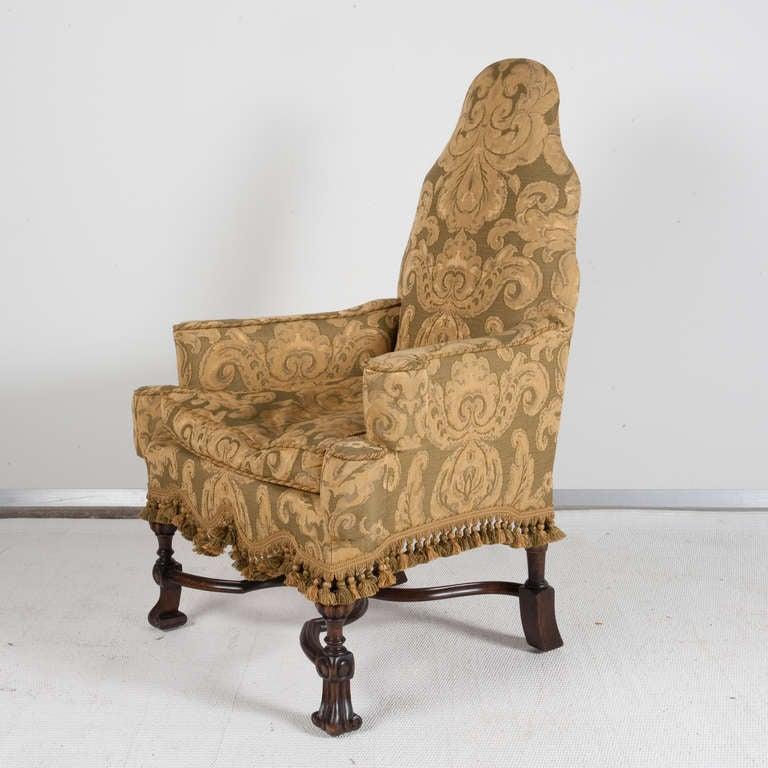 English Tudor Chair 3