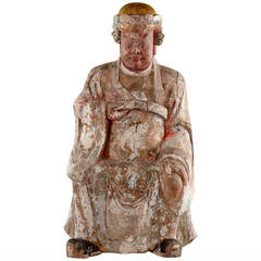 Large Original Official Figurine from Early 19th Century