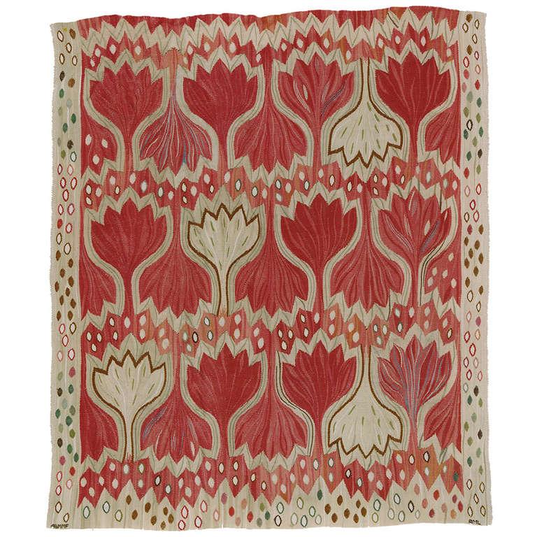 Swedish Tapestry M 228 Rta M 229 229 S Fjetterstr 246 M At 1stdibs