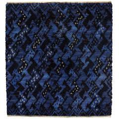 Swedish rya rug AB MMF AMF