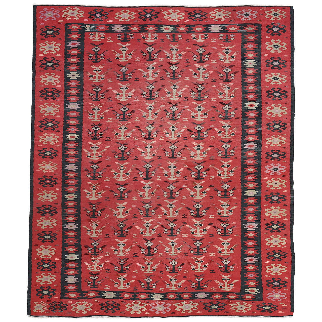 Sark 246 Y Kilim 19th Century For Sale At 1stdibs