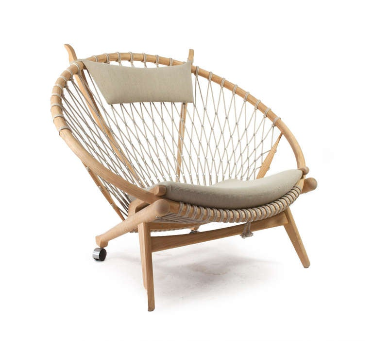 The Circle Chair at 1stdibs
