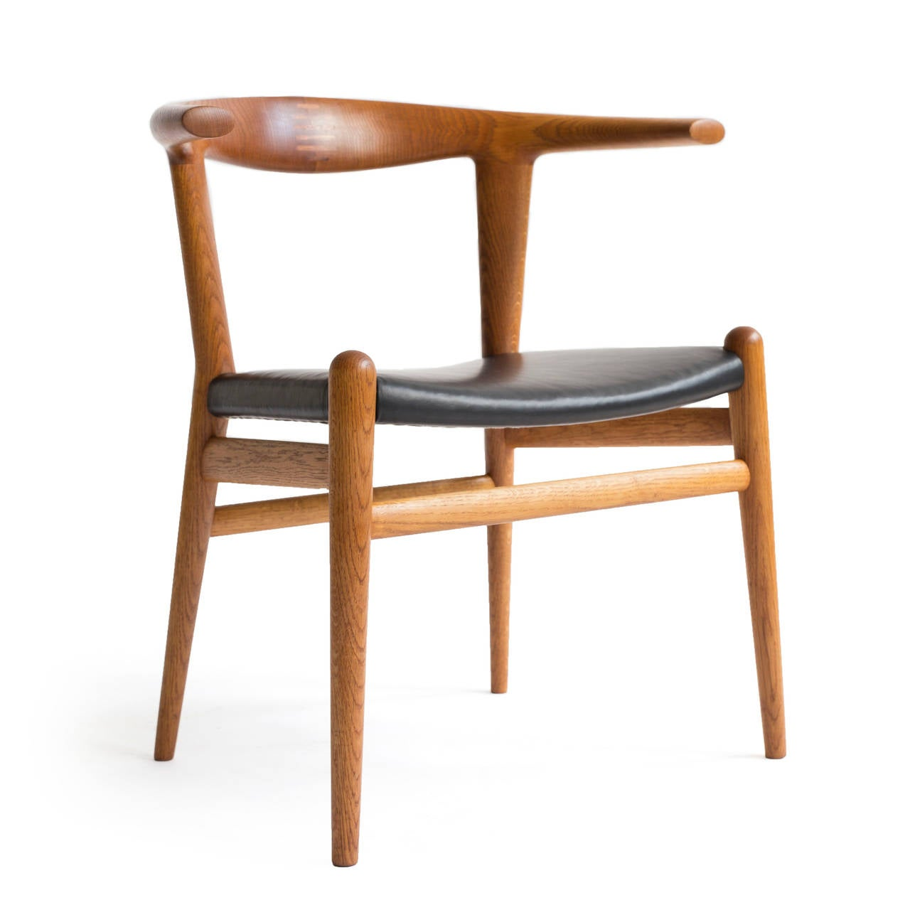 Hans J Wegner Bull Chair For Sale At 1stdibs