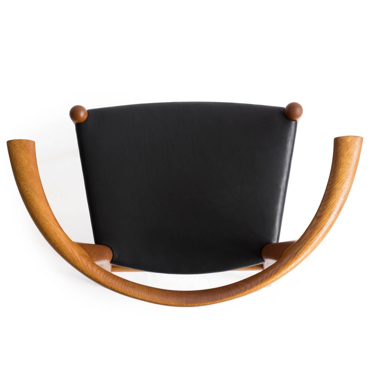 Hans J. Wegner 'Bull Chair' 7