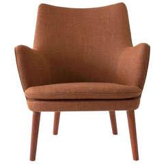 Hans J. Wegner Lounge Chair for AP Stolen