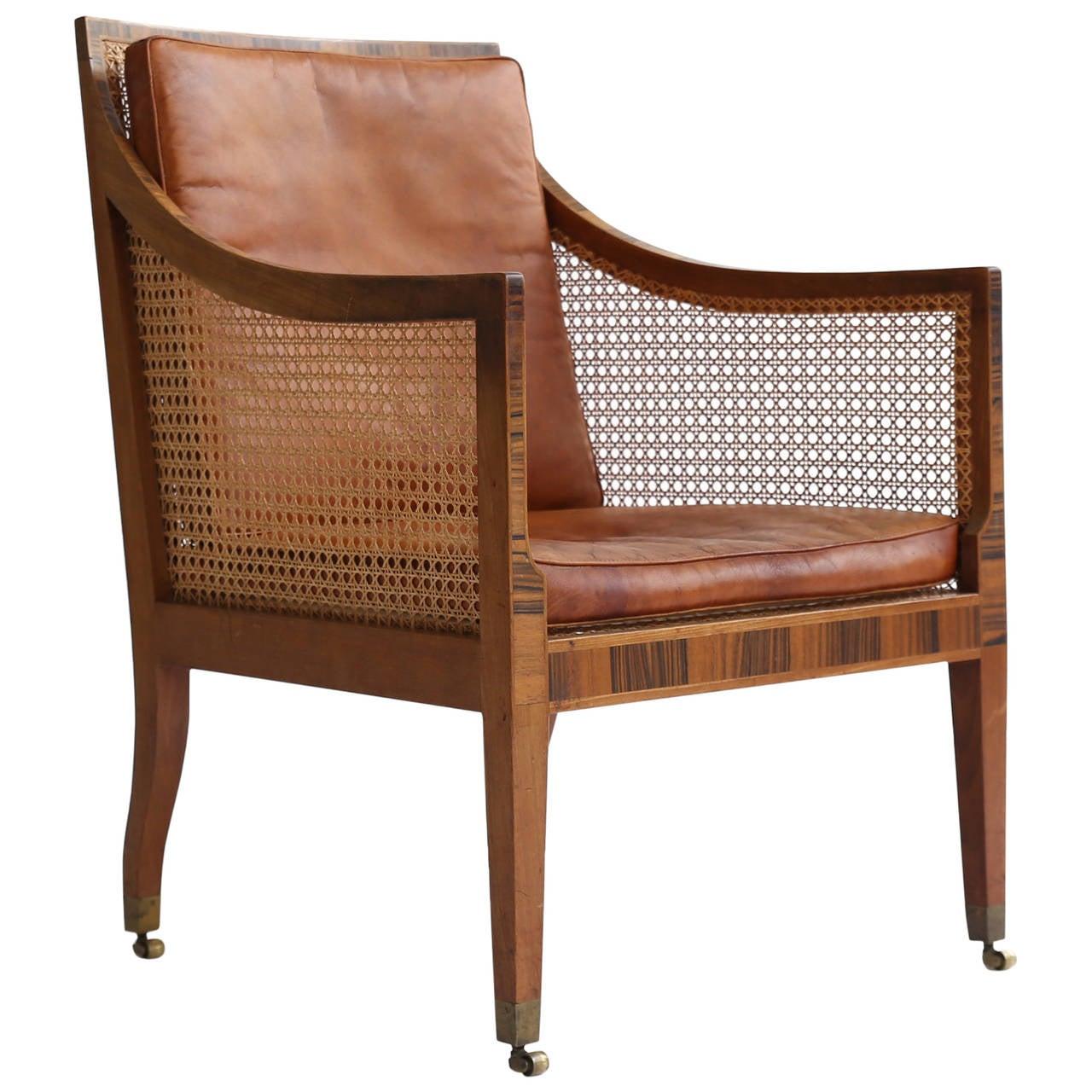 Kaare Klint Bergere Chair 1932 At 1stdibs