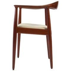 """Hans J. Wegner, """"The Chair,"""" Johannes Hansen"""
