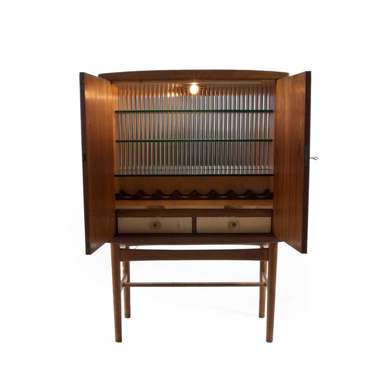 Mid-Century Modern Tove & Edvard Kindt-Larsen cabinet