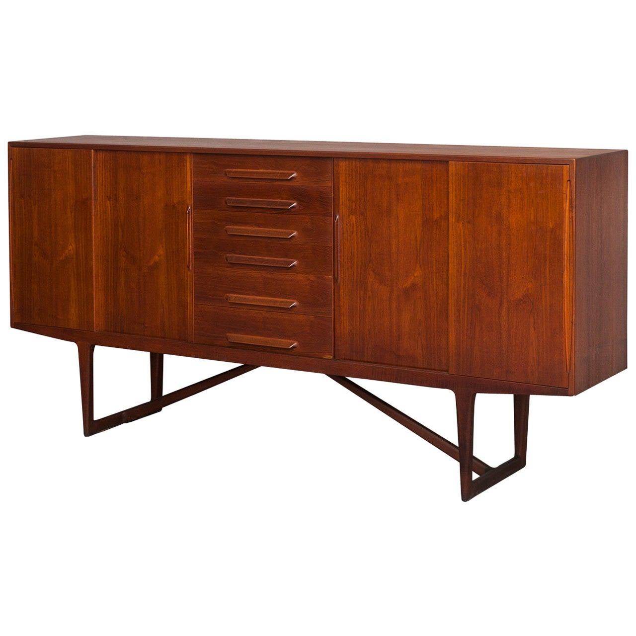 Sideboard by Kurt Østervig for Jason Furniture at 1stdibs