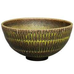 Bowl by Arno Malinowski for Royal Copenhagen