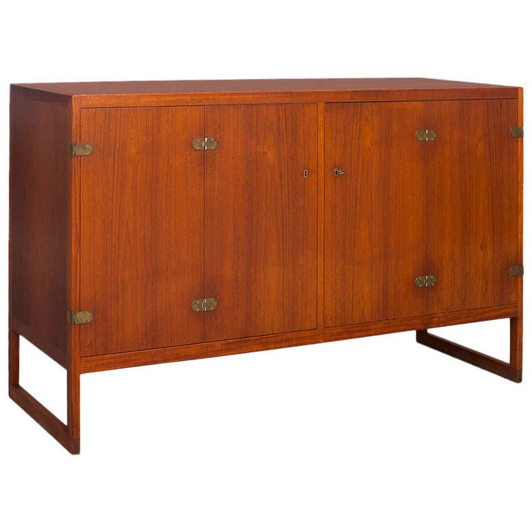 Sideboard By B 248 Rge Mogensen For P Lauritsen And Son At