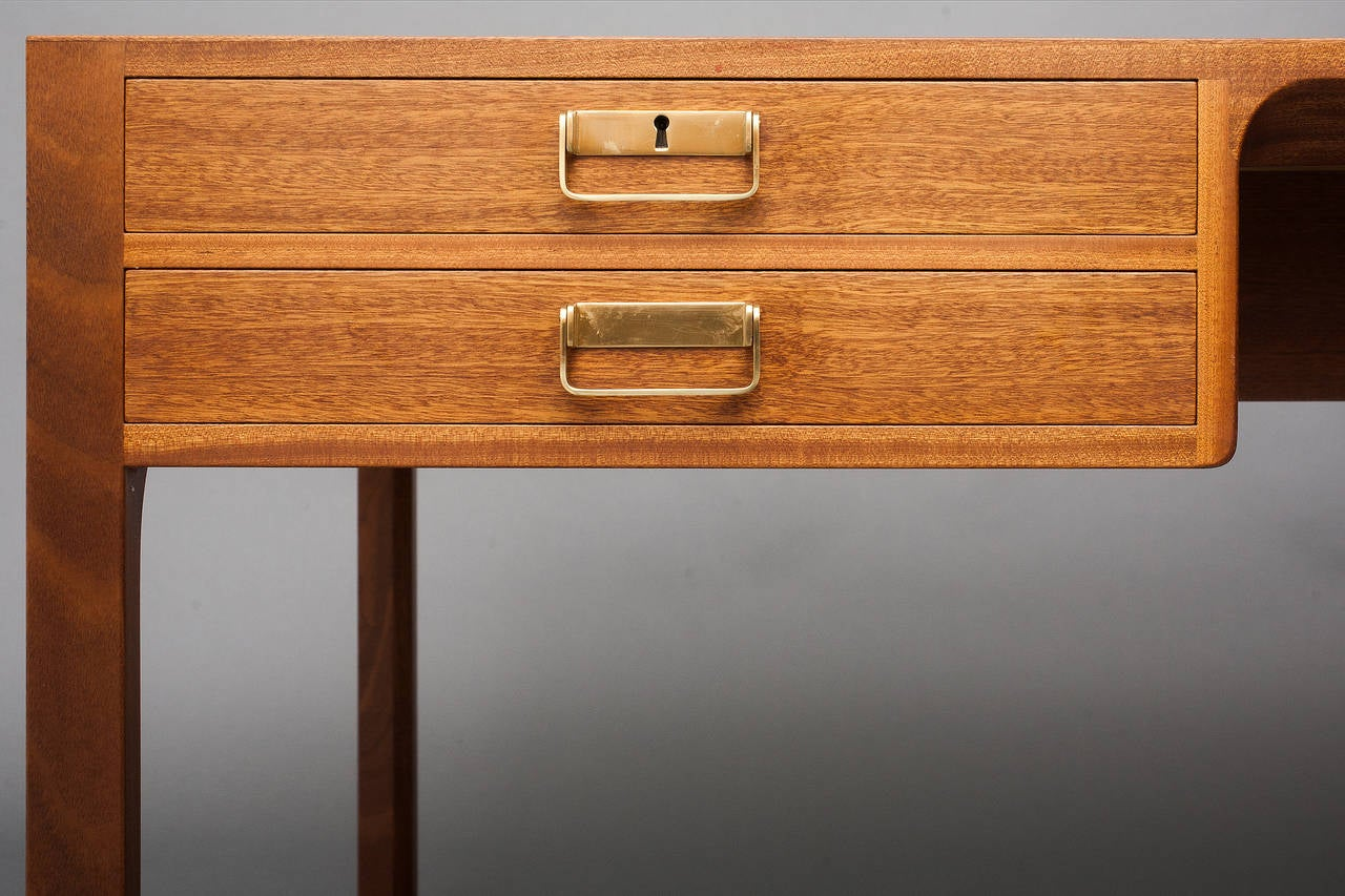 Desk By Bernt Petersen For Worts Furniture 3