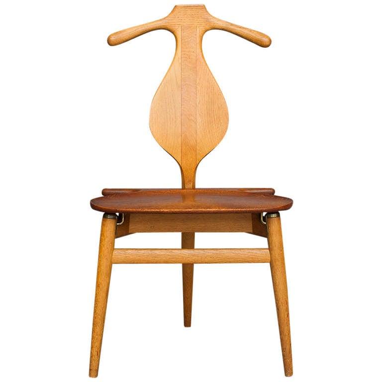 Valet Chair By Hans J Wegner For Johannes Hansen