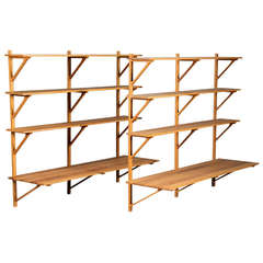 Shelving System by Borge Mogensen for Fredericia Furniture