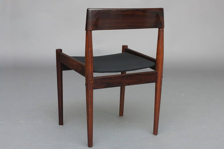 Set of 11 chairs by grete jalk for p jeppesen for sale at for P jeppesen furniture