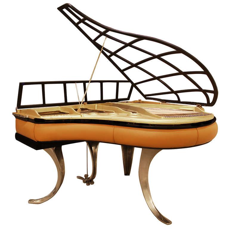 Vintage PH Grand Piano 1