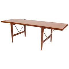 Kurt Östervig Teak Coffee Table