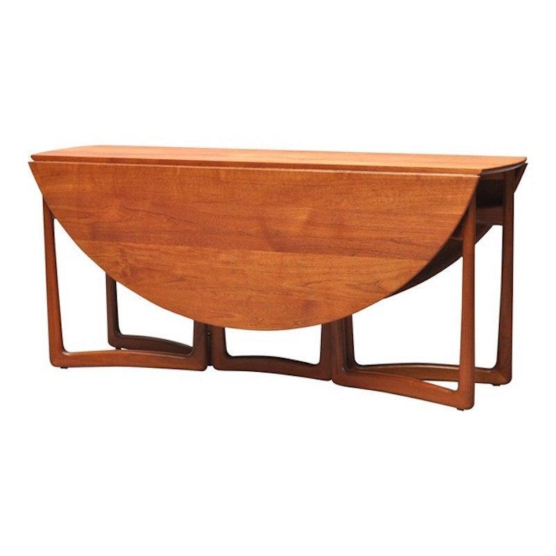 Hvidt And M Lgaard Gate Leg Table Model 20 59 For Sale At