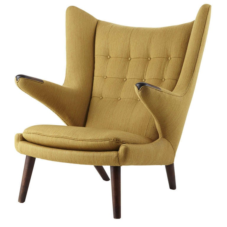 Hans Wegner Papa Bear Chair Floors amp Doors Interior Design