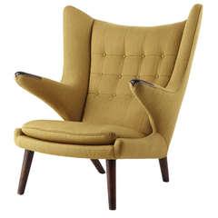 Hans Wegner Papa Bear Chair in Rosewood