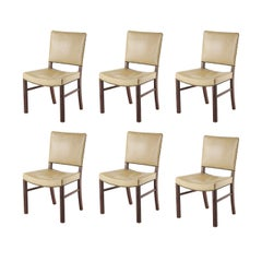 Jacob Kjær, Set of Six Side Chairs
