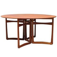 Hvidt & Mølgaard Gate-Leg Table Model 20/59