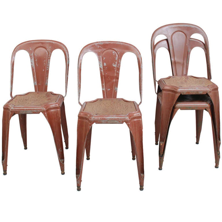 french tolix chairs 1