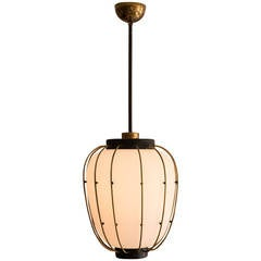 Italian Lantern Ceiling Light