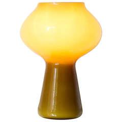 Massimo Vignelli Venini Fungo Table Lamp