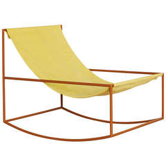 Muller Van Severen Rocking Chair
