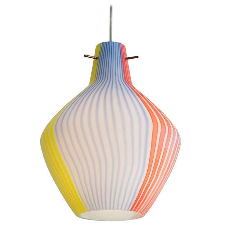 Murano Glass Pendant Light Gallery