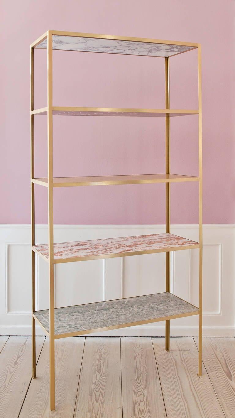 Muller Van Severen Marble Bookshelf 2