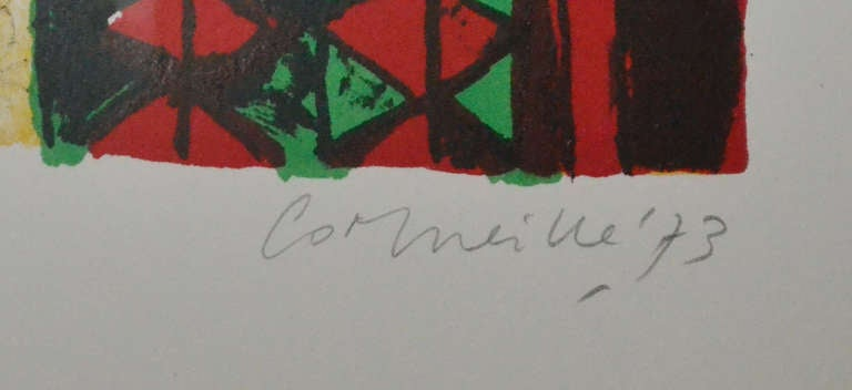 Litho by Corneille (66/100) (Cobra)