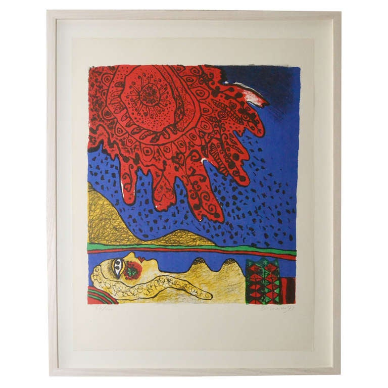 Litho by Corneille 1973
