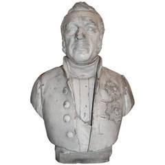 Bust of a Dutch Officer