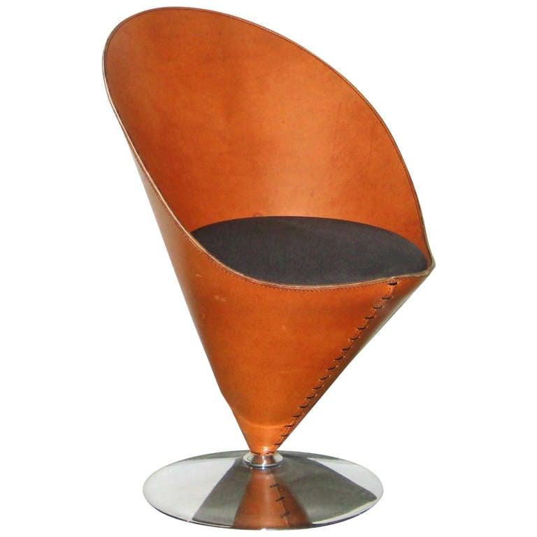 Verner Panton Verner Panton Cone Chair Vp01