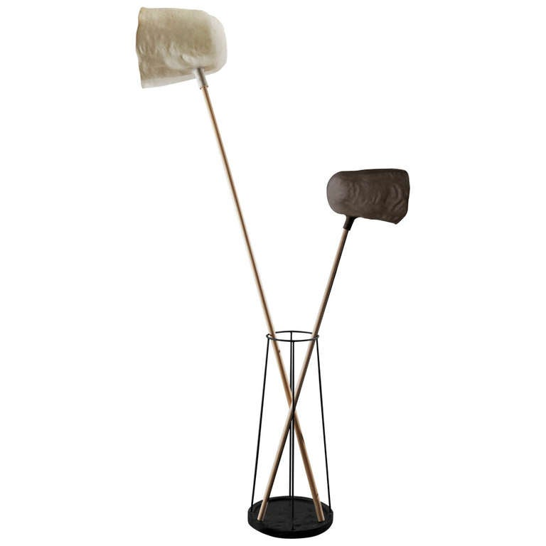 "Design Lamp ""Les Perchées"" by Elise Gabriel at 1stdibs"
