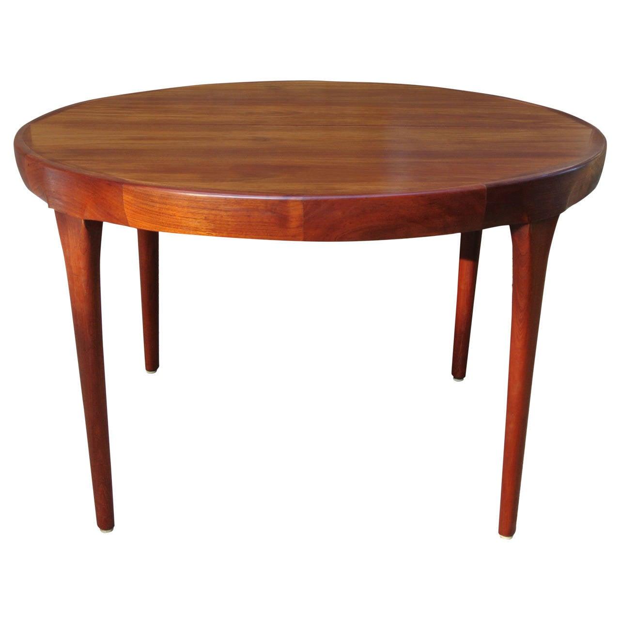Dining Table in Teak by Ib Kofod-Larsen