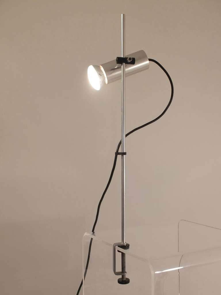 Minimalist Table Lamp Peter Nelson For Sale