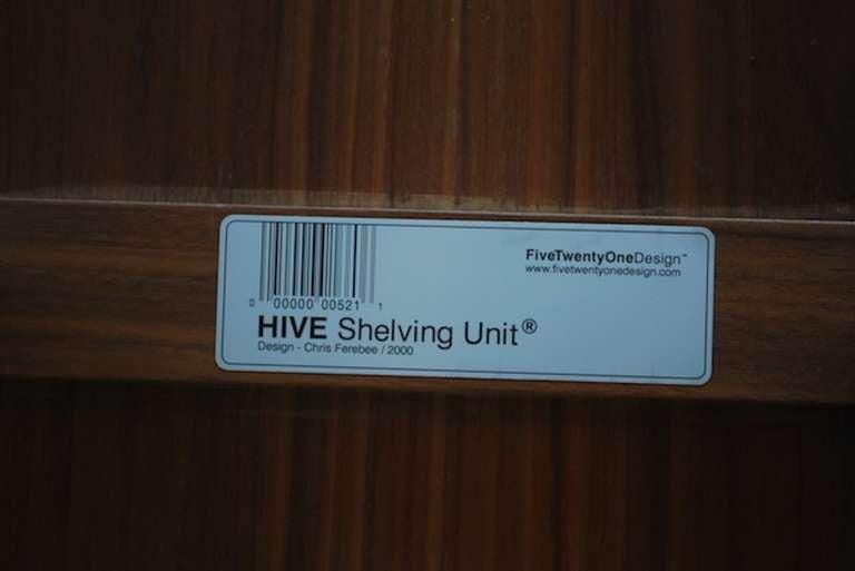 Prototype chris ferebee hive modular shelf image 3 for Hive modular prices
