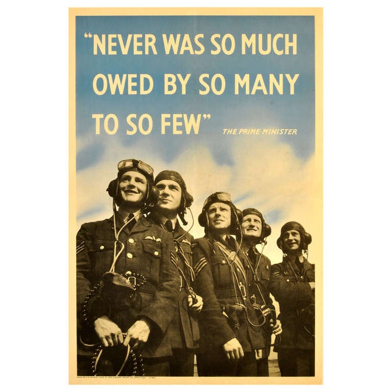Quotes From the Battle of Britain Winston Churchill