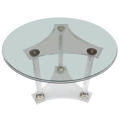 Gilted and Altu Coffee Table