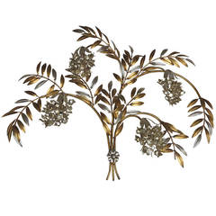 Wisteria Sconce with Four Lignts