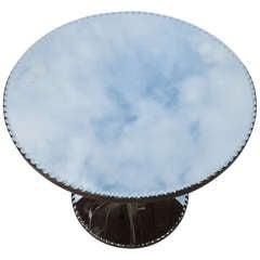 Art Deco Mirror Pedestal