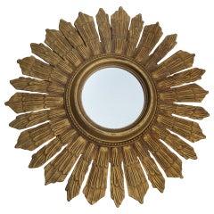 Giltwood Sunbursts Mirrors