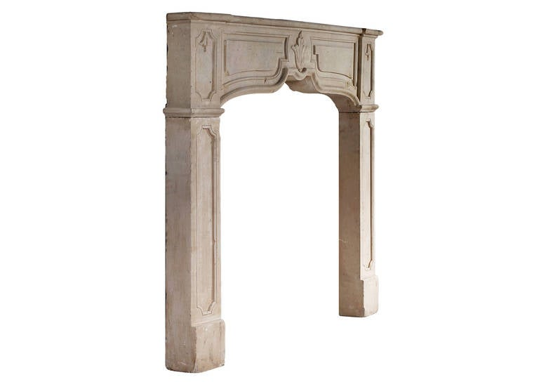 french rococo fireplace rustic french limestone fireplace mantel for sale at 1stdibs