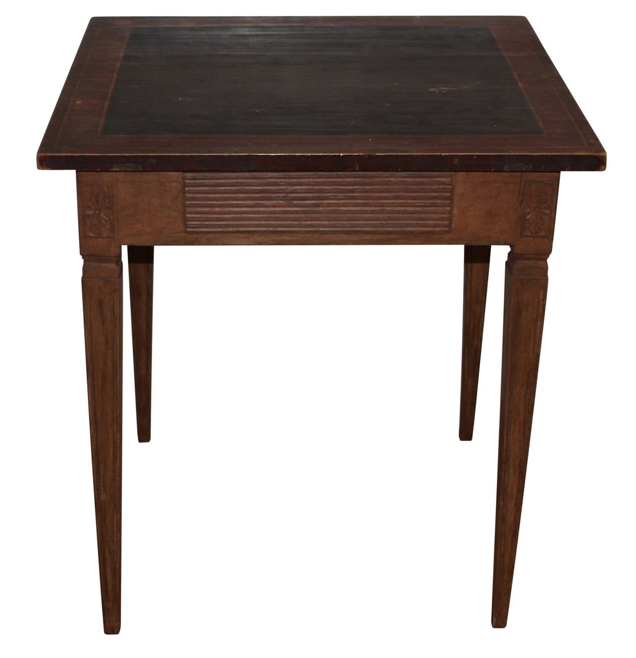 Small writing table desk